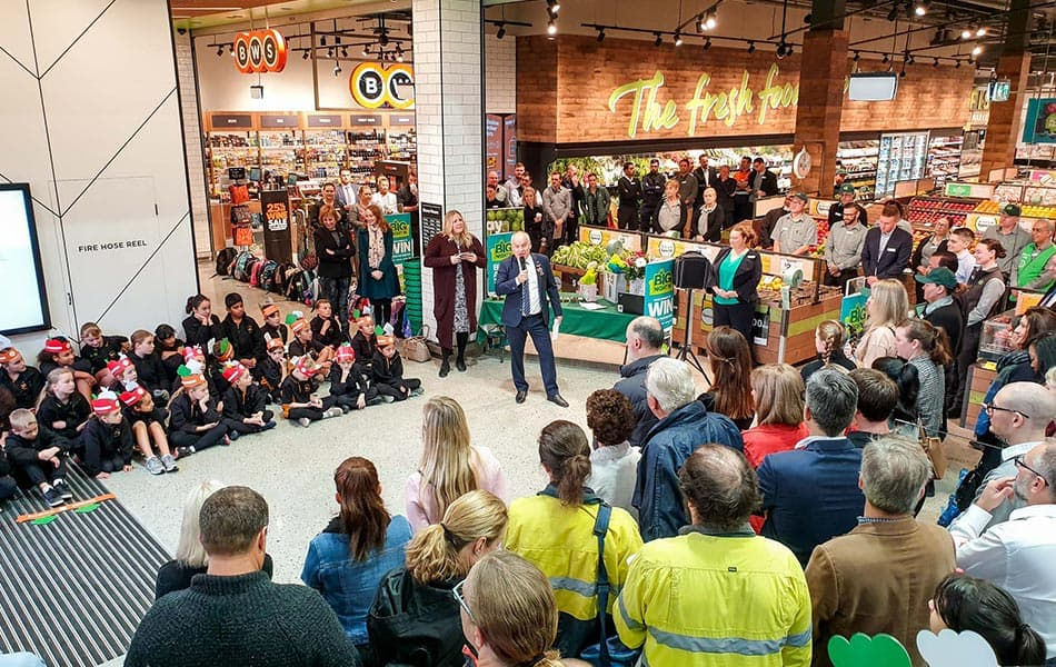 Woolworths Mt Pleasant Openning