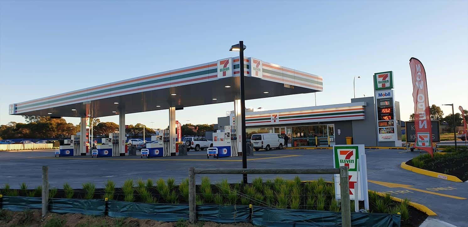 7 Eleven Greenfields South